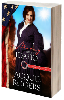 Mercy: Bride of Idaho by Jacquie Rogers