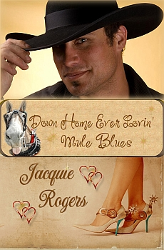 Down Home Ever Lovin' Mule Blues by Jacquie Rogers