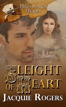 Sleight of Heart by Jacquie Rogers